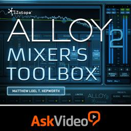 iZotope Course Library : Ask Video