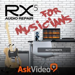 iZotope RX 5Audio Repair for Musicians Product Image