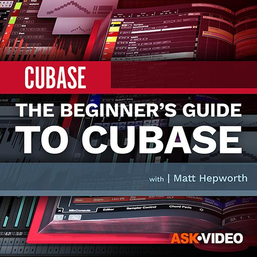 Cubase 10 101: The Beginner's Guide to Cubase