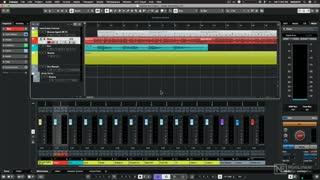 27. Audio Mixdown