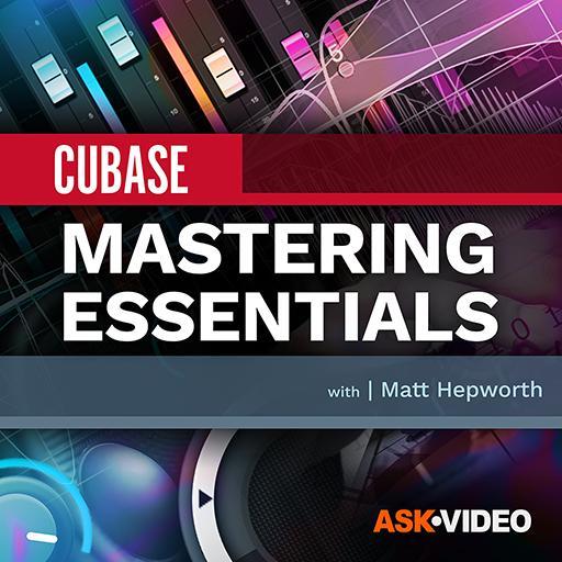 Cubase 10 105: Mastering Essentials