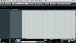 12. Recording a MIDI Track