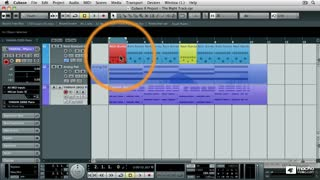 22. Using Groove Quantize Presets