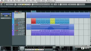 25. Considerations for Transposing Drum Tracks
