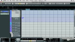 34. Programming the Arranger Track