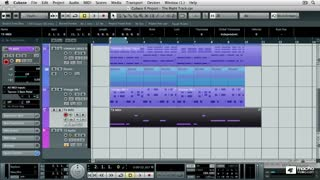 36. Converting MIDI and Instrument Tracks to Audio Tracks
