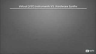 3. VST (Virtual Studio Technology) Instruments vs. Hardware Synths