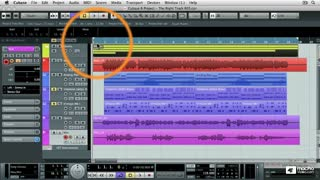 9. Cycle Recording with Audio