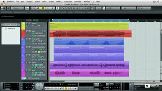 27. Mixdown for High Bit Rate Audio Files