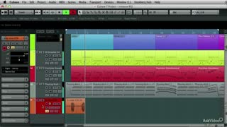 Cubase 7 102: Songwriters/Musicians Toolbox - Preview Video