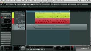 21. Adjusting Track Volume