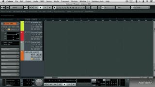 29. Cubase Tools and the Toolbox