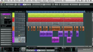 34. Pitch and the VariAudio Editor