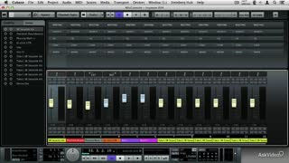 37. Adding an FX Channel Track