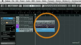 8. Using the Chord Track