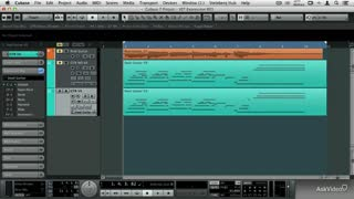 9. Setting Up an Instrument Track for VST Expression