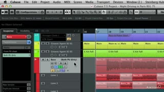 14. Advanced TrackVersion Editing