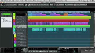 10. Auditioning Track Presets