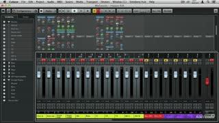 11. Adjusting Channel Volumes