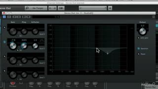 21. Using the Studio EQ