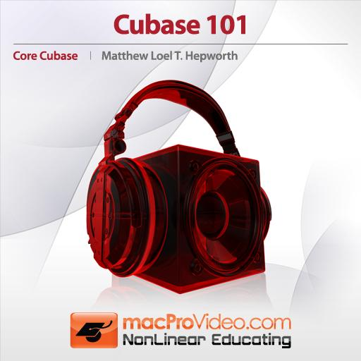 Cubase 101: Core Cubase