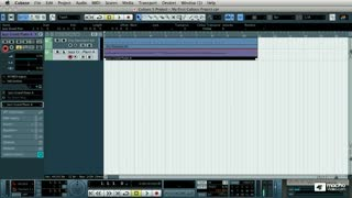 18. Recording Your First Audio Track