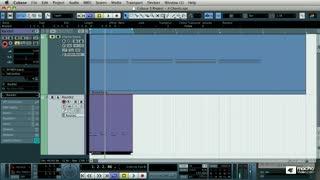 58. Copying MIDI Events, Option Drag & Repeats