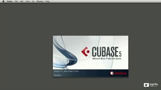 08. Starting your first Cubase Project Properly