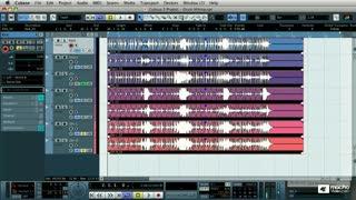 91. Making and Using Folder Tracks