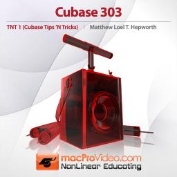 Cubase 6 303 Cubase TNT Tips and Tricks 1 Product Image
