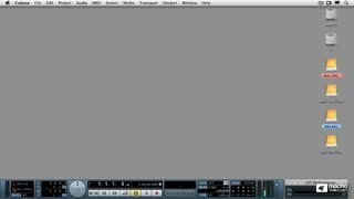 11. Creating a Tap Tempo Track