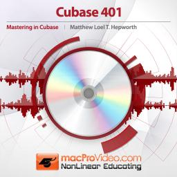 Cubase 5 401 Mastering in Cubase Product Image