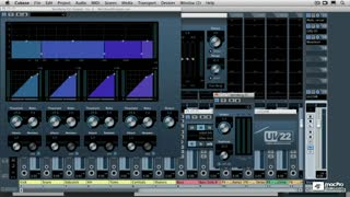 21. using the Cubase Plug-ins Reference Manual