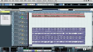 23. Inserting the Mastering Plug-ins