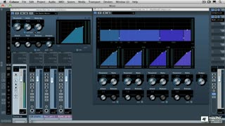 41. Multiband Compressor Controls