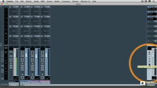 50. The Concepts of the Cubase Channel Parametrics