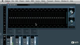 58. Sliders for Different Frequency Bands