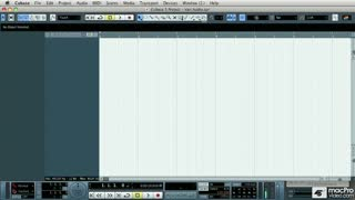 Cubase 5 First Look: Overview of Cubase 5 - Preview Video