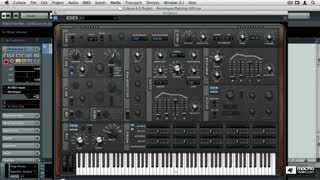 10. Auditioning the Retrologue Presets