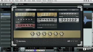 21. Introduction to VST Amp Rack