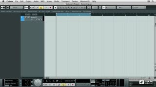 15. Cycle Recording on MIDI and Instrument Tracks