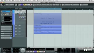 16. Cycle Recording on Audio Tracks