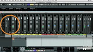 6. The Extended Mixer and Routing View