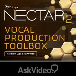 iZotope Nectar 2 Vocal Production Toolbox Product Image