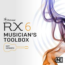 iZotope RX 6 101 Musician's Toolbox Product Image