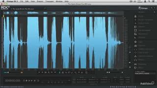 9. Recording Into RX3 Advanced