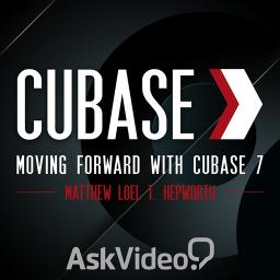 Cubase 7 101 Moving Forward with Cubase 7 Product Image