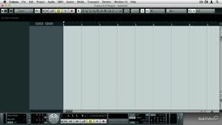 11. MixConsole Signal Flow