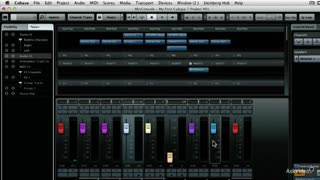 21. Storing Channel and Rack Configurations