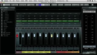 46. Quick-linking and VST Control Panels in the MixConsole